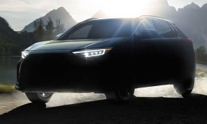 Subaru Solterra — так будет называться электрический внедорожник