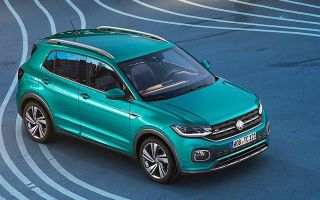 Volkswagen T Cross – паркетник из Германии