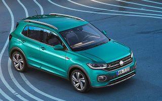 Volkswagen T Cross – паркетник из Германии