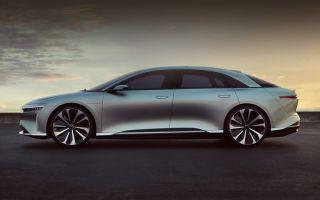 Lucid Air – Tesla обрастает конкурентами