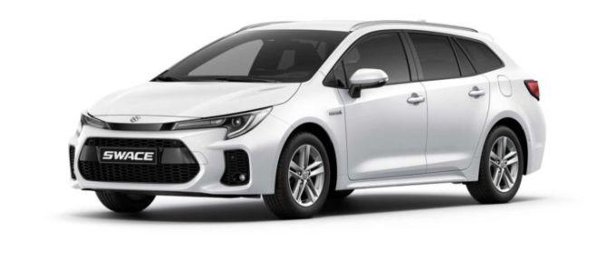 Дебют Suzuki Swace 2021: не путайте его с Toyota Corolla TS