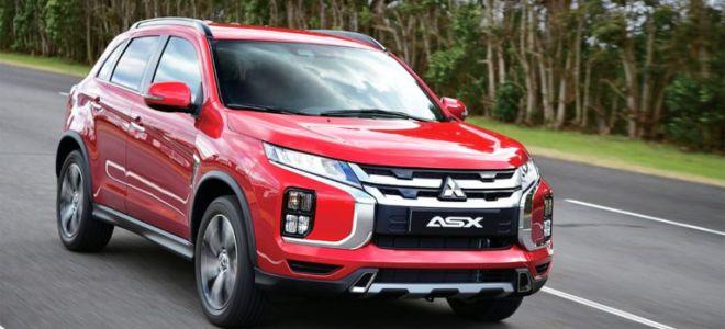 Мицубиши ASX – новая модель кроссовера от японского автопроизводителя