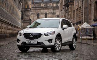 Отзывы Mazda CX-5