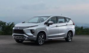 Mitsubishi Xpander 2018, фото, видео обзор