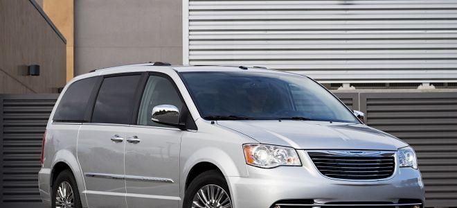 Отзывы Chrysler Voyager