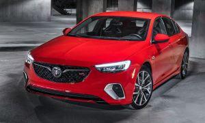 Buick Regal GS 2017 заряженный Опель Инсигния