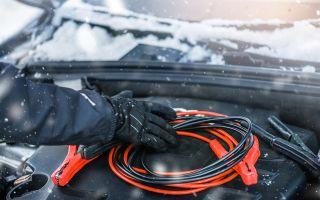 Как безопасно завести машину с троса или с помощью бустера?