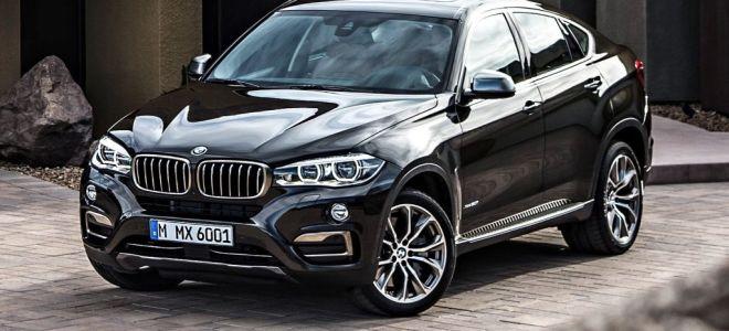 Отзывы BMW X6