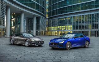 Maserati Ghibli GranLusso фото, обзор новой Мазерати Гибли