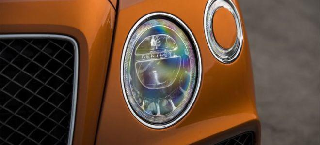 Бентли Бентайга Спид – быстрейший кроссовер в мире из Великобритании