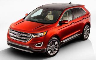 Ford Edge (Форд Эдж) – второе поколение