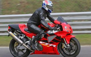 О мотоцикле Honda VTR 1000f