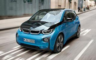 2018 BMW i3 eDrive подробный обзор БМВ ай3