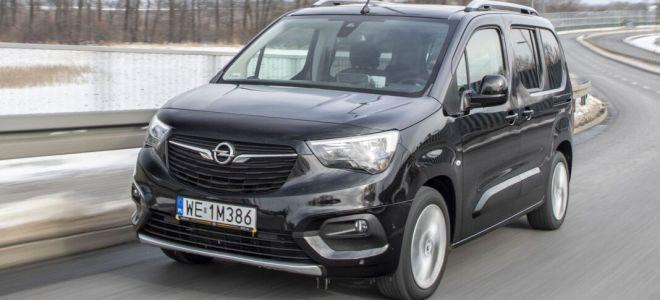 Opel Combo Life 1.5 Diesel Elite