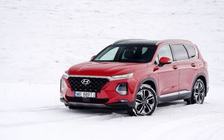 Hyundai Santa Fe 2.0 CRDi, кореец по-американски с европейским двигателем