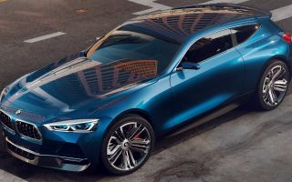 BMW Coupe 2020 — это не просто концепт