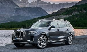 BMW X7 — новая флагманская модель от немецкого автопроизводителя