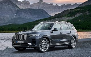 BMW X7 – новая флагманская модель от немецкого автопроизводителя