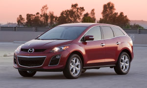 Отзывы Mazda CX-7