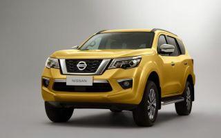 Новый Nissan Terra 2018 полный обзор, новый Ниссан Терра