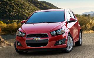 Отзывы Chevrolet Aveo
