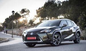 Lexus UX: зрелый мини-внедорожник