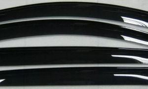 Дефлекторы на Хёндай Солярис