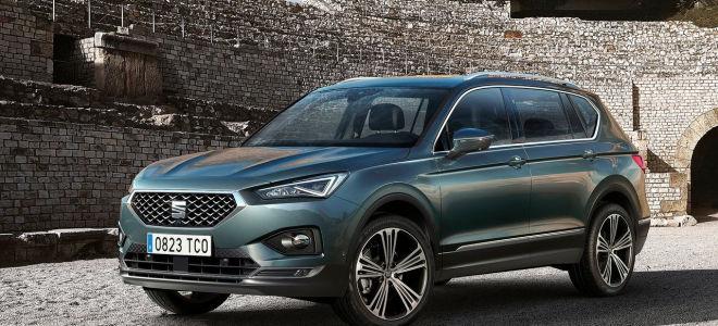 Автомобиль Seat Tarraco 2019, его характеристики и технические описание
