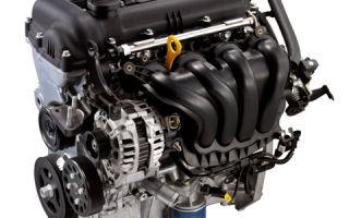 Двигатели Хендай Солярис — обзор.