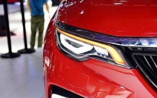 Landwind E33 фото, обзор, характеристики SUV Ландвинд