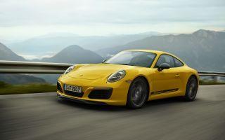 Эволюция Порше. Porsche Evolution: Porsche 911 (2017) vs. Porsche 911 (1970)