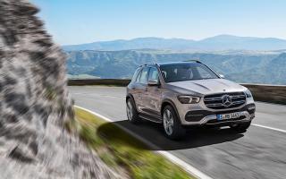 Обзор нового Mercedes-Benz gle 2019 года