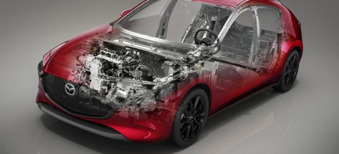 Технология Mazda Skyactiv