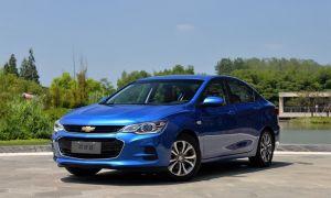 Chevrolet Cavalier стал успешным седаном Шевроле