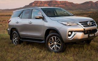 Тойота Фортунер 2017 2018 фото, цены, видео обзор Toyota Fortuner