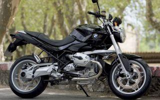 Обзор и описание мотоцикла BMW R1200R