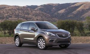 Buick Envision 2018-2019 обзор, характеристики, фото нового Бъюик