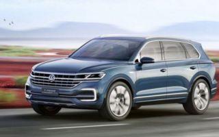 Новый Туарег 2018 невероятно крут! NEW Volkswagen Touareg V6 TDI