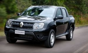 Renault Duster Oroch новый пикап Рено Дастер
