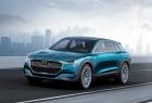 Кроссовер Audi e-tron Quattro начнут продавать в 2018 году