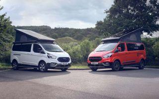 Ford расширяет предложение автодомов