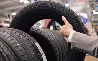 Как выбрать шины для автомобиля 4х4?