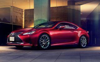 Lexus RC – чудо из Японии