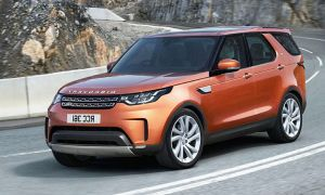 Отзывы Land Rover Discovery