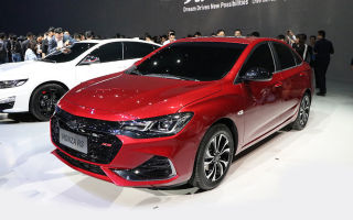 Новая модель седана Chevrolet Monza – обзор, описание характеристик