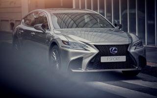 Интернет 4G в автомобилях Toyota и Lexus