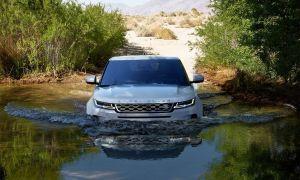 Range Rover Evoque 2019 – второе поколение популярного авто из Британии