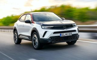 Новый Opel Mokka 2021 г. в версии GS Line