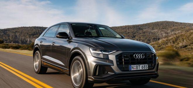 Audi Q8: характеристика новой модели современного автомобиля