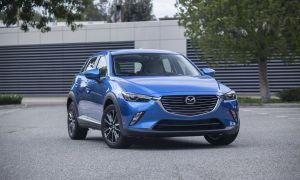 Отзывы Mazda CX-3